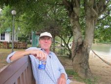 Relaxed at Teluk Usukan