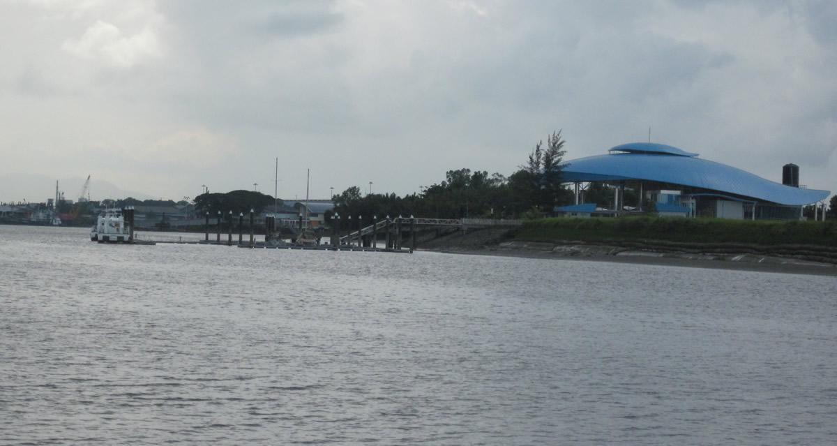 Kuching marina