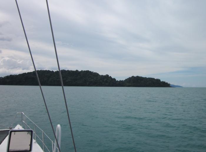 Pulau Talang Talang Besar